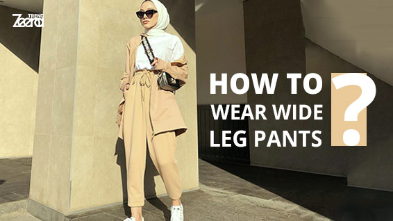 5 Ways to Wear Wide-Leg Pants