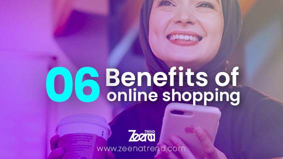 06 benefits of online shopping