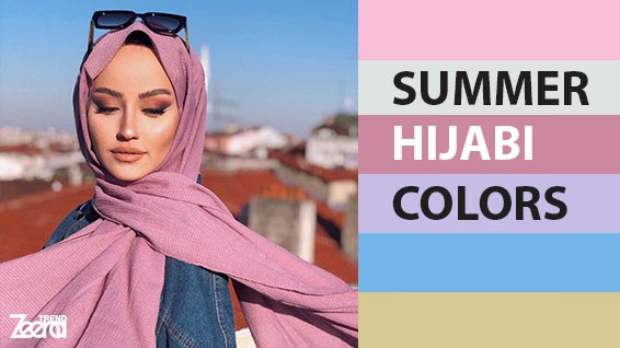 What do Hijabis wear in the summer?